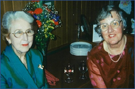 Marjorie and Mary